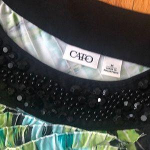 Cato Tops - Dressy tank
